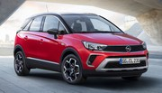 Opel donne un coup de jeune au Crossland