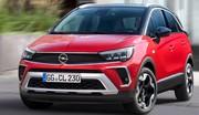 Opel Crossland (2021). Nouveau nom pour une nouvelle vie