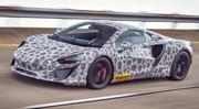 La supercar hybride de McLaren en approche