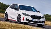 La BMW 128ti a un prix