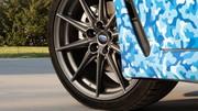 Première image officielle de la Subaru BRZ 2021
