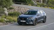 Cupra Formentor (2020) : Sept motorisations dont un diesel de 150 ch