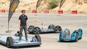 REE Automotive présente sa plateforme modulaire pour VE