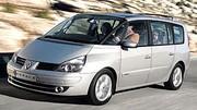 Renault : la gamme Espace simplifiée