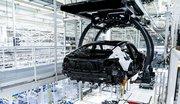 La production de l'Audi e-tron GT débutera avant la fin de l'année