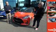 Emission Turbo : Yaris; MX-30; Salon de Pékin; usine Toyota