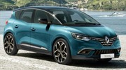 Renault Scénic : un mini restylage