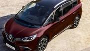 Les prix et les photos du Renault Scénic 2021 en fuite