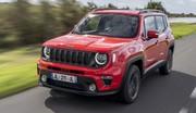 Notre premier essai de la Jeep Renegade hybride rechargeable 2020