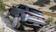 Mercedes EQC 4x4² : aventures électriques !