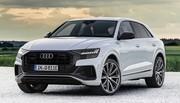 Audi Q8 : de l'hybride rechargeable pour éviter le malus