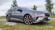 Essai Opel Insignia Sports Tourer GSi : le sportif polyvalent
