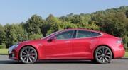 Petite baisse de prix pour la Tesla Model S