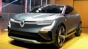 Renault dévoile une future Mégane électrique