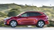 Ford Kuga : nouvelle motorisation hybride