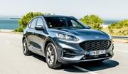 Prix Ford Kuga FHEV (2020) : Hybride classique et hausse des tarifs