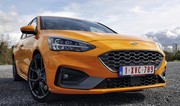 Essai Ford Focus ST: avantages et inconvénients