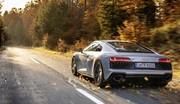 Essai Audi R8 RWD : les deux font l'affaire