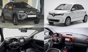 La nouvelle Dacia Spring électrique face à la Twingo électrique
