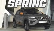 Voici la voiture électrique à 9 000 €, la Dacia Spring