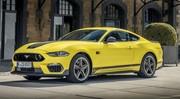 La Ford Mustang Mach 1 débarque en Europe avec son V8 de 460 chevaux !