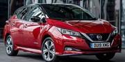 Essai Nissan Leaf e+ : extension du domaine de l'action