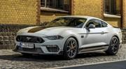 Ford Mustang Mach 1 2021 : La plus puissante des Mustang de série