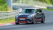 Essai extrême : la Mini John Cooper Works GP 3 affronte le Nürburgring