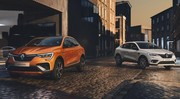 Des motorisations hybrides pour les Renault Arkana, Captur et Mégane