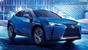 Lexus UX 300e : tous les tarifs, à partir de 49 990 €