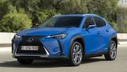 Prix Lexus UX 300e : Le SUV électrique à partir de 49 990 €