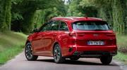 Essai Kia Ceed SW hybride rechargeable : dans l'air du temps