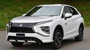 Le Mitsubishi Eclipse Cross PHEV viendra en Europe