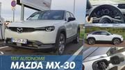 Essai Mazda MX-30 : la vérité sur l'autonomie du MX-30 électrique
