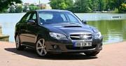 Essai Subaru Legacy diesel 2.0 150 ch : boxer à la diète