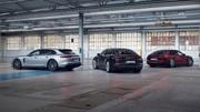 Porsche Panamera (2021) : jusqu'à 700 ch pour la Turbo S E-Hybrid