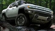 GMC Hummer, de retour en pick-up électrique