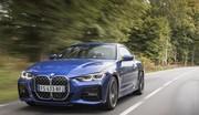 Notre premier essai de la BMW Série 4 Coupé