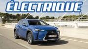 Lexus UX300e : le SUV électrique à petite batterie mais gros prix ?