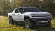 GMC Hummer EV (2021) : 1000 ch et 100% électrique (infos et photos)