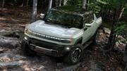 Hummer est de retour avec un 'supertruck' électrique de 1 000 ch