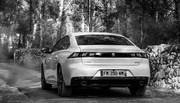Essai Peugeot 508 Hybrid : marché de niche