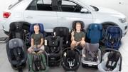 Test sièges auto pour enfant : Deux modèles recalés par le TCS suisse
