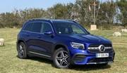 Essai Mercedes GLB 200d (2020) : que vaut le diesel le moins puissant ?