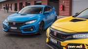 Essai : Track day Legends Magazine en Honda Civic Type R