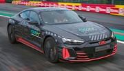 Audi RS e-tron GT : premières photos