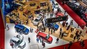 Salons automobiles : le calendrier 2021 déjà bouleversé par le Covid-19