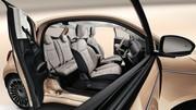 Fiat lance une 500 quatre portes