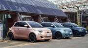 Fiat 500 3+1 : une troisième carrosserie inédite pour la citadine électrique