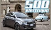 Fiat 500 Action : le moins chère des 500 électriques c'est elle !